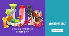 Shopclues Kitchen Essential Starting From Rs. 149