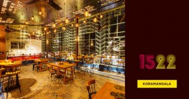 1522 the pub Happy Hours: Buy 2 Get 1 Free on Selected Drinks & Beer