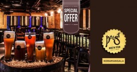 Prost brewpub Magical Mondays & Tuesdays: Buy 2 Get 1 Free on Brewed Beer & IMF