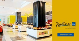 Radisson blu Buy Two Get One