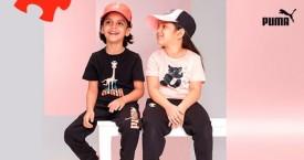 Puma Best Deal : Upto 20% - 40% Off on Kids wear