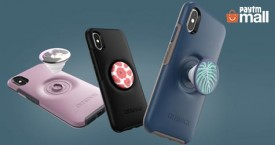 Paytmmall Best Offer : Mobile Covers and Pop Sockets Under Rs. 399