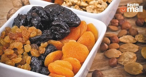 Paytmmall Special Deal : Dry Fruits Upto 40% OFF