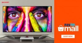 Paytmmall Mega Offer : Upto 50% Off on LED Sharp TVs