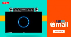 Paytmmall Best Offer : Upto 50% Off on Onida TVs