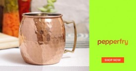Pepperfry Upto 75% Off On Mugs.