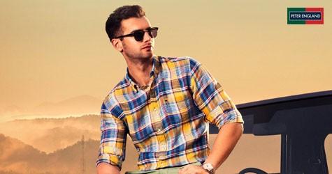 Peterengland Mega Deal : Upto 50% Off on Shirts