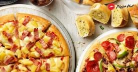 Pizza hut Mega Deal : 2 Personal Pan Pizzas Starting At Rs. 99