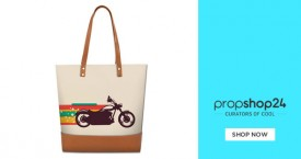 Propshop24 Special Offer : Tote Bags Starting At Rs.1300