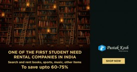 Pustakkosh Save Upto 70% OFF on Book Costs