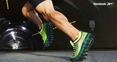 Reebok Running Shoes Deal : Upto 50% OFF on Men's Footwear