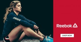 Reebok Upto 70% OFF on Active Wear And Accessories