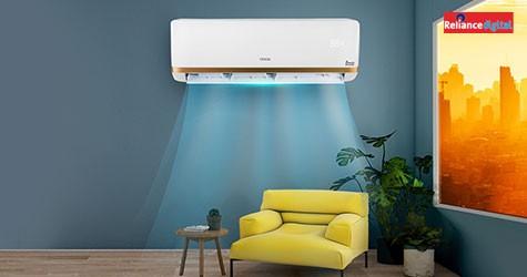 Reliancedigital Mega Offer : Air Conditioners Upto 45% Off