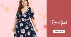 Rosegal Women's Plus Size Clothes - Upto 50% OFF