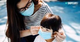 Shopclues Upto 80% OFF on Coronavirus Protection - Masks, Sanitizers, Thermometers
