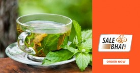 Salebhai Limited Period Offer : Handcrafted And Flavored Green Teas Starting At Rs.201