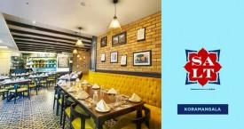 Salt indian restaurant bar & grill BREEZER BUCKET / COCKTAIL PITCHER
