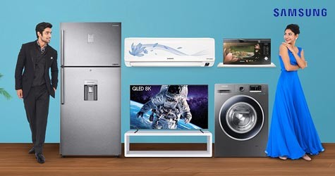 Great Deals : Upto 40% OFF on Home Appliances