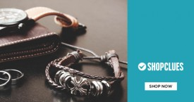 Shopclues Upto 80% Off On Best Selling Men's Accessories & Eyewear on Shopclues.