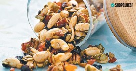 Shopclues Best Deal : Upto 60% OFF on Dry Fruits, Nuts & Seeds