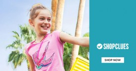 Shopclues  Shopclues Offers 60% Off on Girls Clothing.