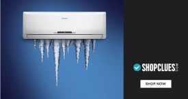 Shopclues Upto 30% Off On Air Conditioners.