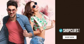 Shopclues Upto 80% Off on Spring Summer Fashion Sale 18.