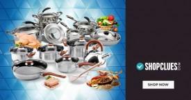 Shopclues Upto 80% Off on Dining, Furnishing, Decor etc