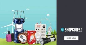 Shopclues Lighting, Switches & Extension Starting From Rs. 70/-