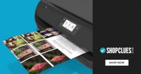 Shopclues Upto 40% Off On Inkjet Printers.