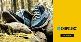 Shopclues Upto 50% Off on Red Chief Shoes.