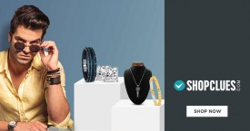 Shopclues Men's Chain & Accessories Starting From Rs. 99 Only.