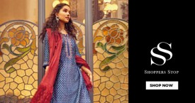 Shoppers stop Upto 50% OFF on Biba