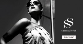 Shoppers stop Upto 60% Off on Sarees.