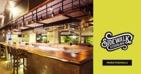 Sidewalk bar & kitchen Friday Night Ft. DJ Sulectro