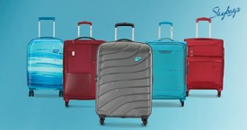 Skybags Skybags Offer : Upto 60% OFF on  Durable Luggage And Strolley