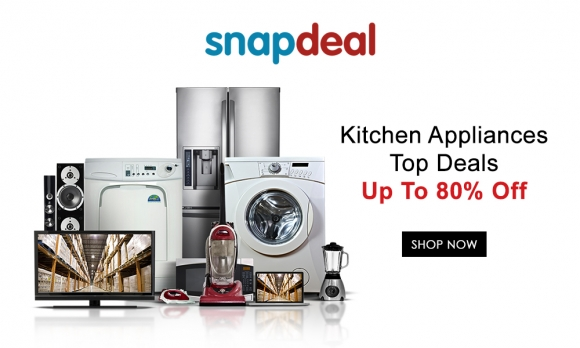 3c7899632a4 Special Offer - Snapdeal.com   Kitchen Appliances Top Deals Upto 80 ...