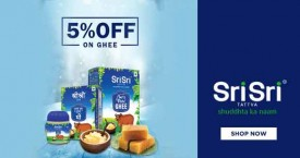 Srisritattva Best Price : Get Upto 5% Discount on Ghee