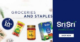 Srisritattva Best Price : Get Upto 10% OFF on Groceries And Staples