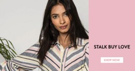 Stalkbuylove Flat 20% Off on Min. Purchase of Rs. 2999