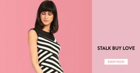 Stalkbuylove Flat 10% Off on Min. Purchase of Rs. 1799