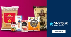 Starquik Best Value Basket : Save Upto Rs.1151 From Starquick
