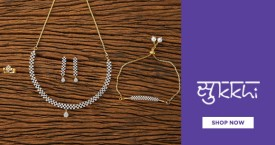 Sukkhi Best Offer : Women' s Necklace Starting At Rs. 249