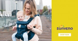 Sunveno Mega Deal : Baby Carriers Upto 40% Off