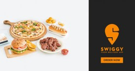 Swiggy Get 50% Off on your 1st three Swiggy orders (Applicable only in Vizag & Indore.)