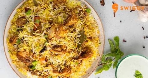 Special Offer : Get 50% OFF on The Biryani Life