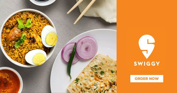 Get 50% Off on your First Swiggy Order