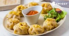 Swiggy Best Offer : Upto 60% Off on Punjabi Momos