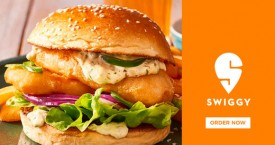 Swiggy Special Offer : Burger Starting From Rs. 42