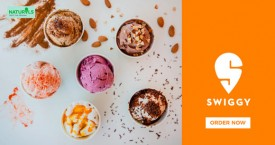 Swiggy Best Offer : 30% Off on Natural Ice Creams